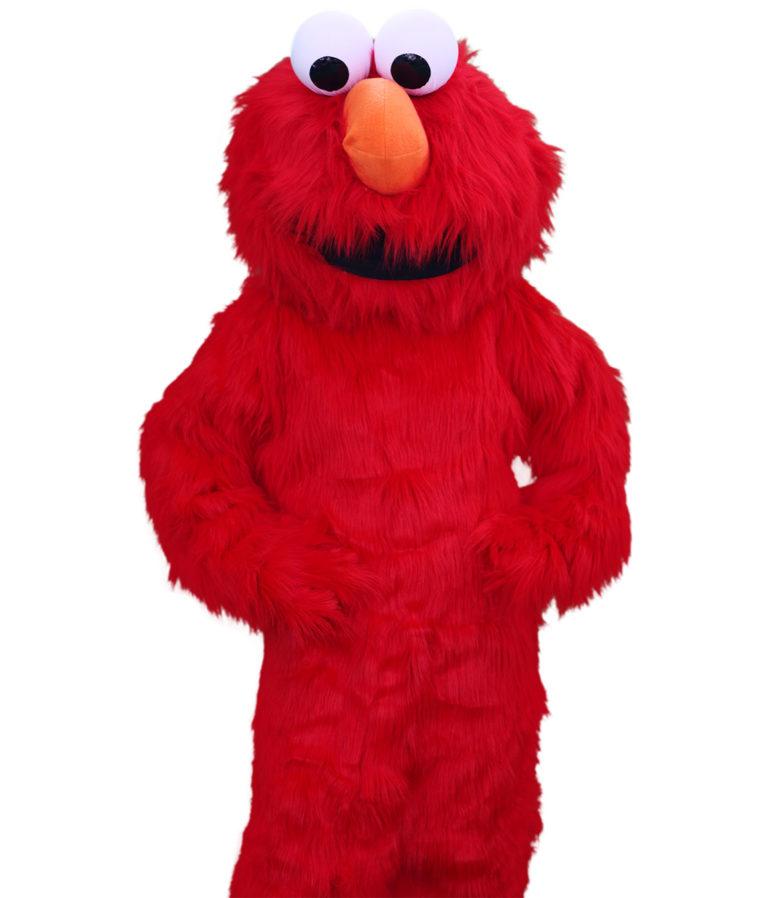 Elmo party character for kids in philadelphia