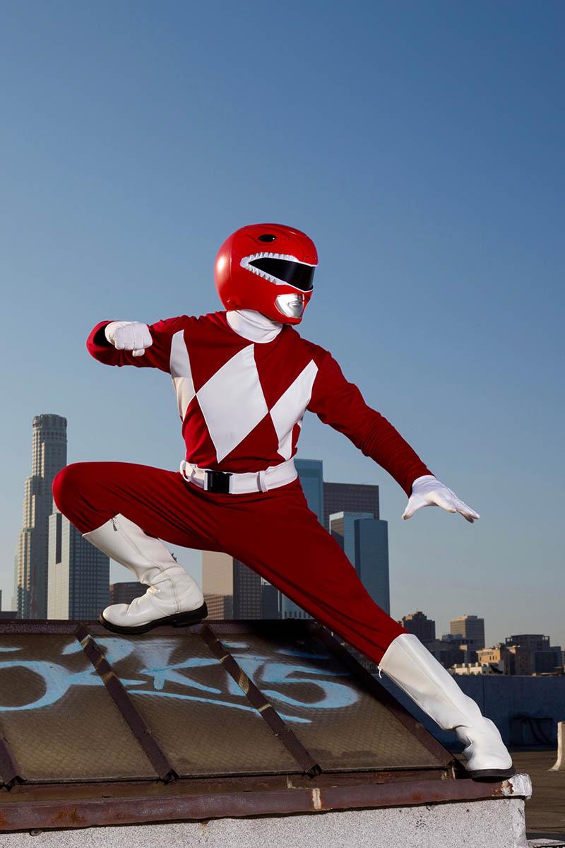 Power ranger party character for kids in philadelphia