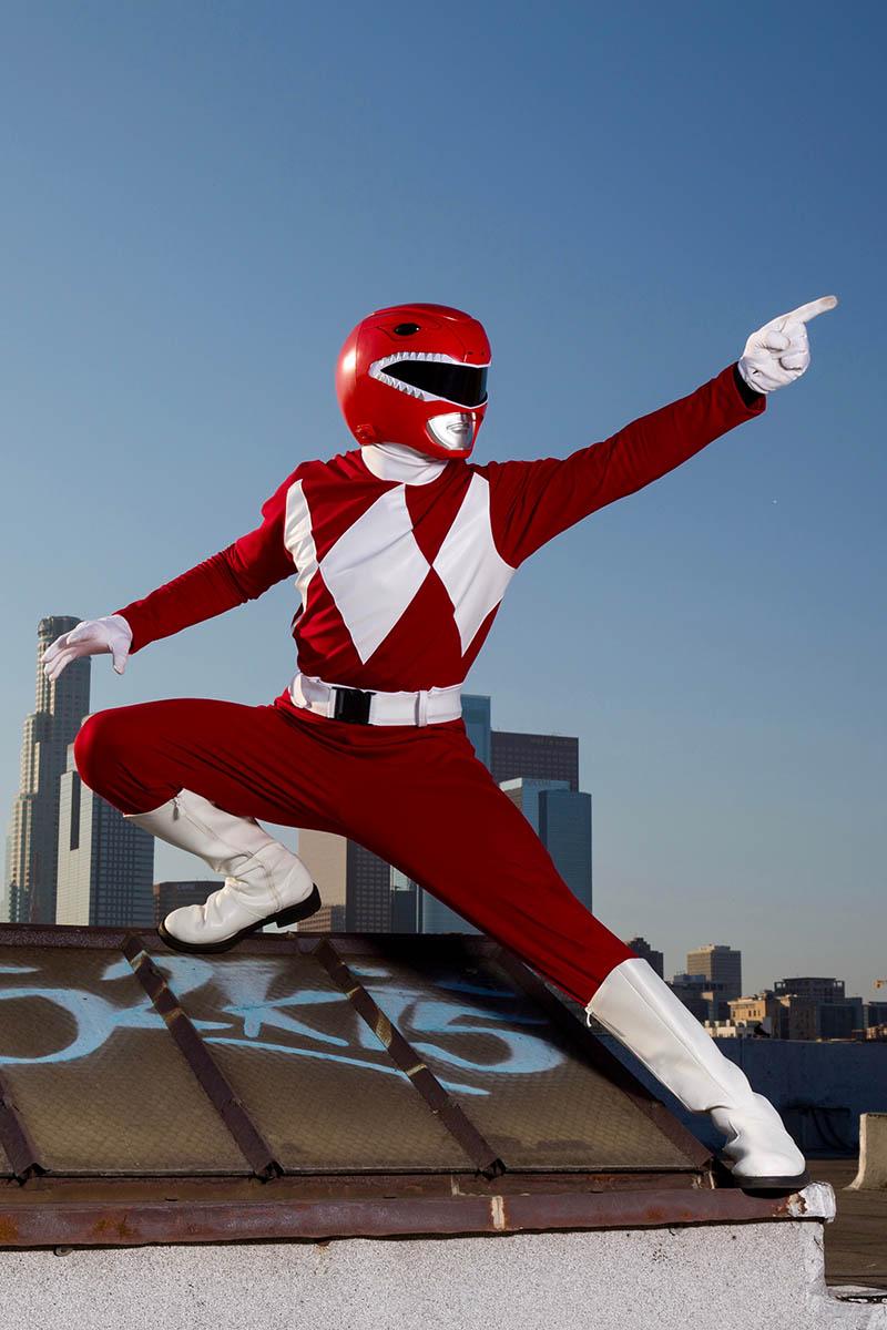 Best power ranger party character for kids in philadelphia